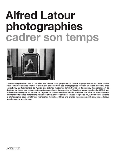 ALFRED LATOUR, PHOTOGRAPHIES