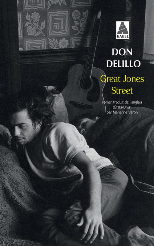 GREAT JONES STREET (BABEL 1254)