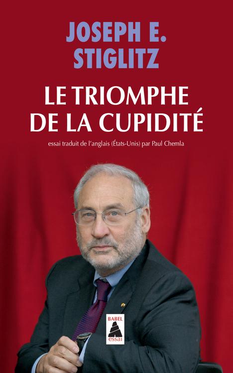 LE TRIOMPHE DE LA CUPIDITE-BABEL 1042 (NE)