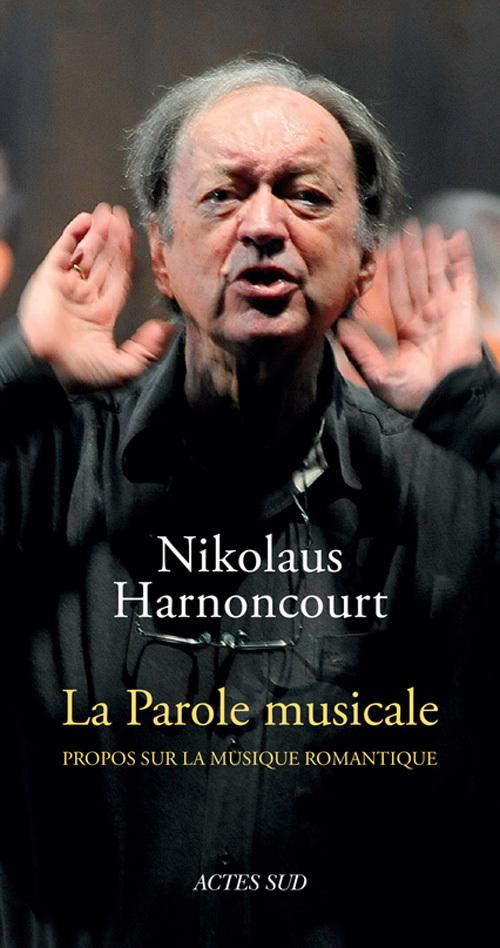 LA PAROLE MUSICALE