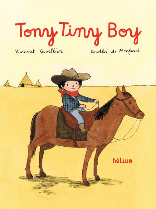 TONY TINY BOY