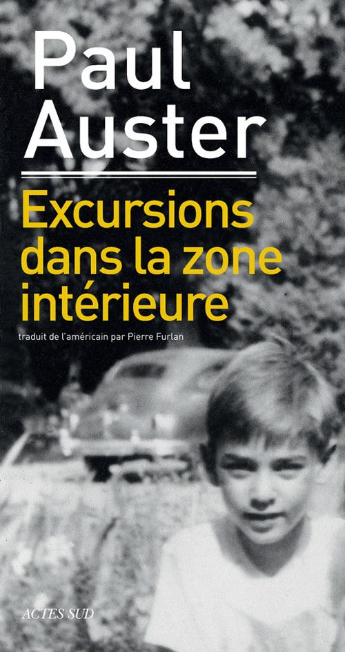 EXCURSIONS DANS LA ZONE INTERIEURE