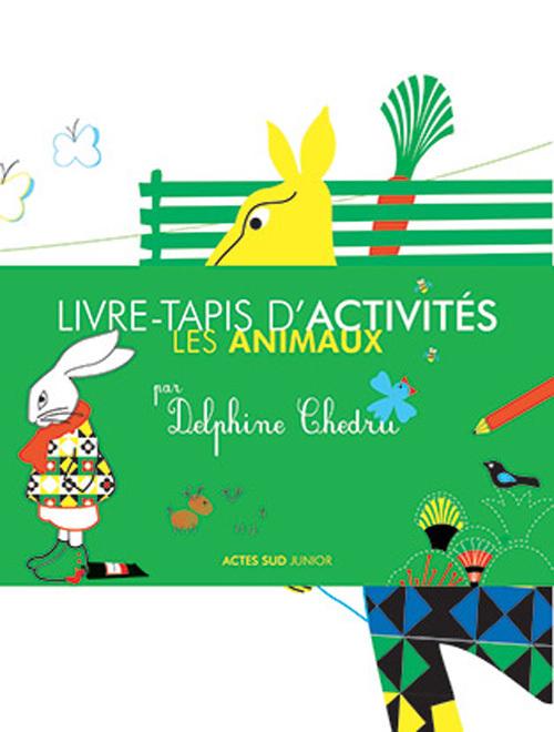 LE LIVRE-TAPIS DES ANIMAUX
