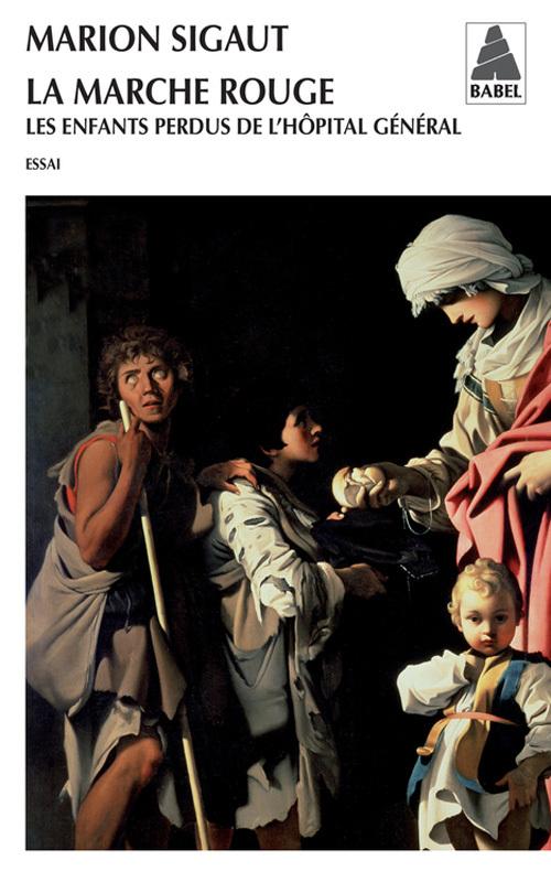 LA MARCHE ROUGE BABEL 1181