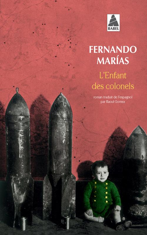 L'ENFANT DES COLONELS BABEL N 1209