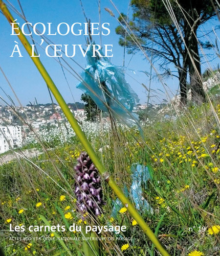 CARNETS DU PAYSAGE N 19 ECOLOGIES A L'OEUVRE