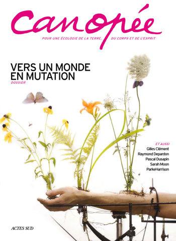 CANOPEE N 8 2010 VERS UN MONDE EN MUTATION