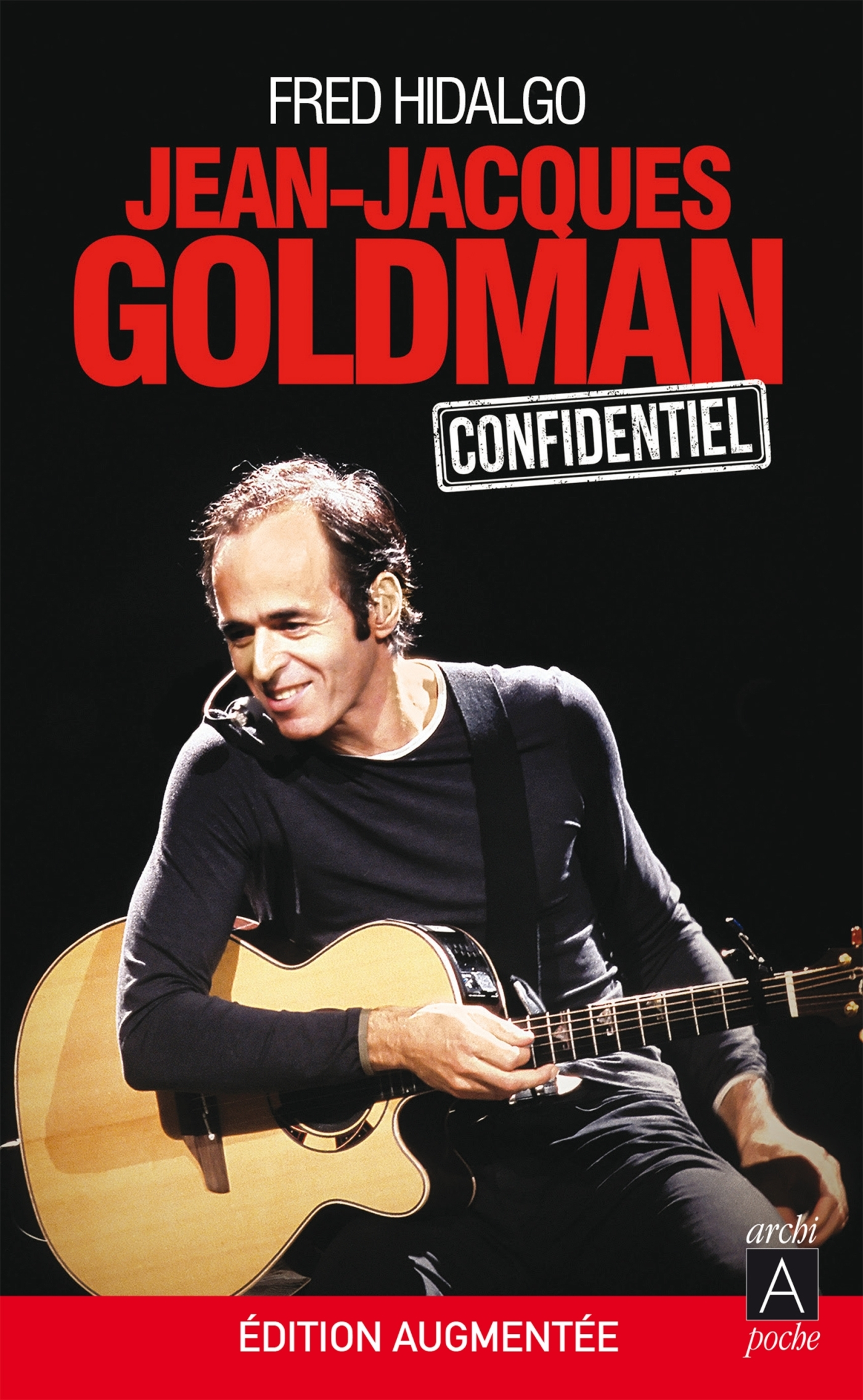 JEAN-JACQUES GOLDMAN CONFIDENTIEL