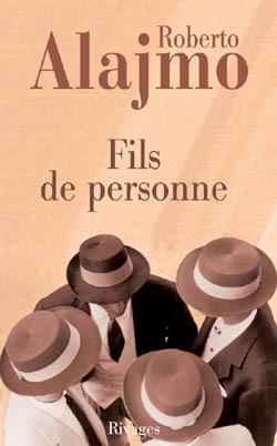 FILS DE PERSONNE