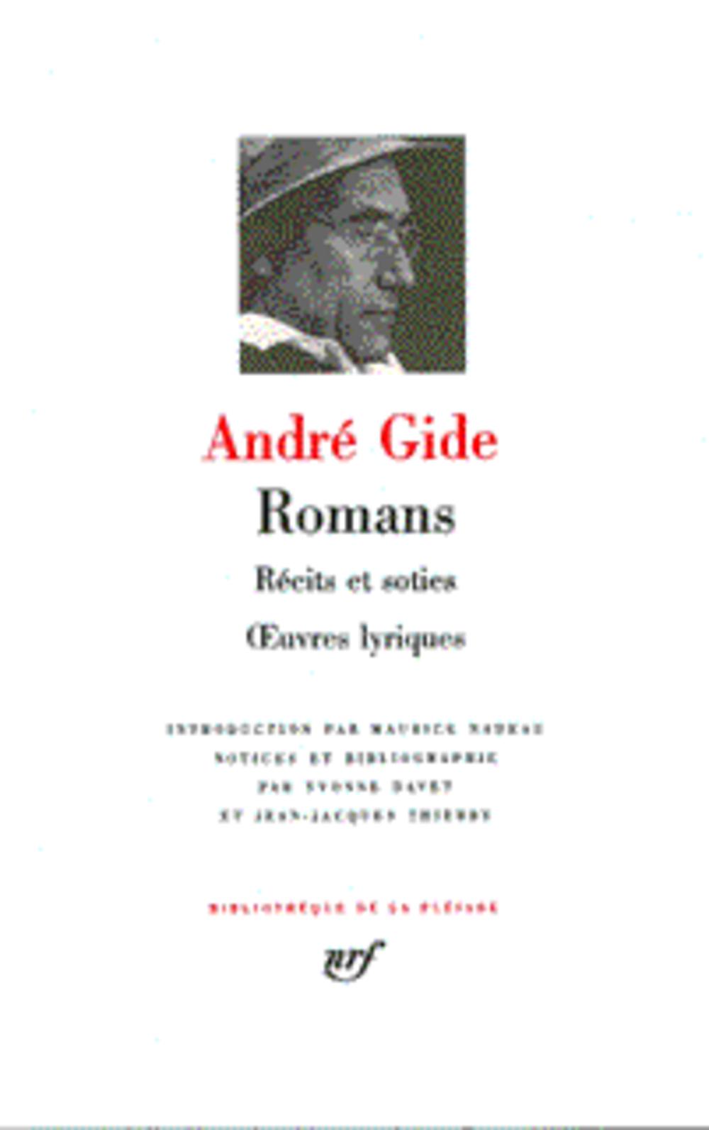 ROMANS / RECITS ET SOTIES / OEUVRES LYRIQUES