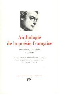 ANTHOLOGIE DE LA POESIE FRANCAISE T2