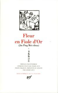 JIN PING MEI (FLEUR EN FIOLE D'OR) T1