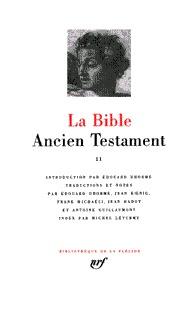 LA BIBLE T2