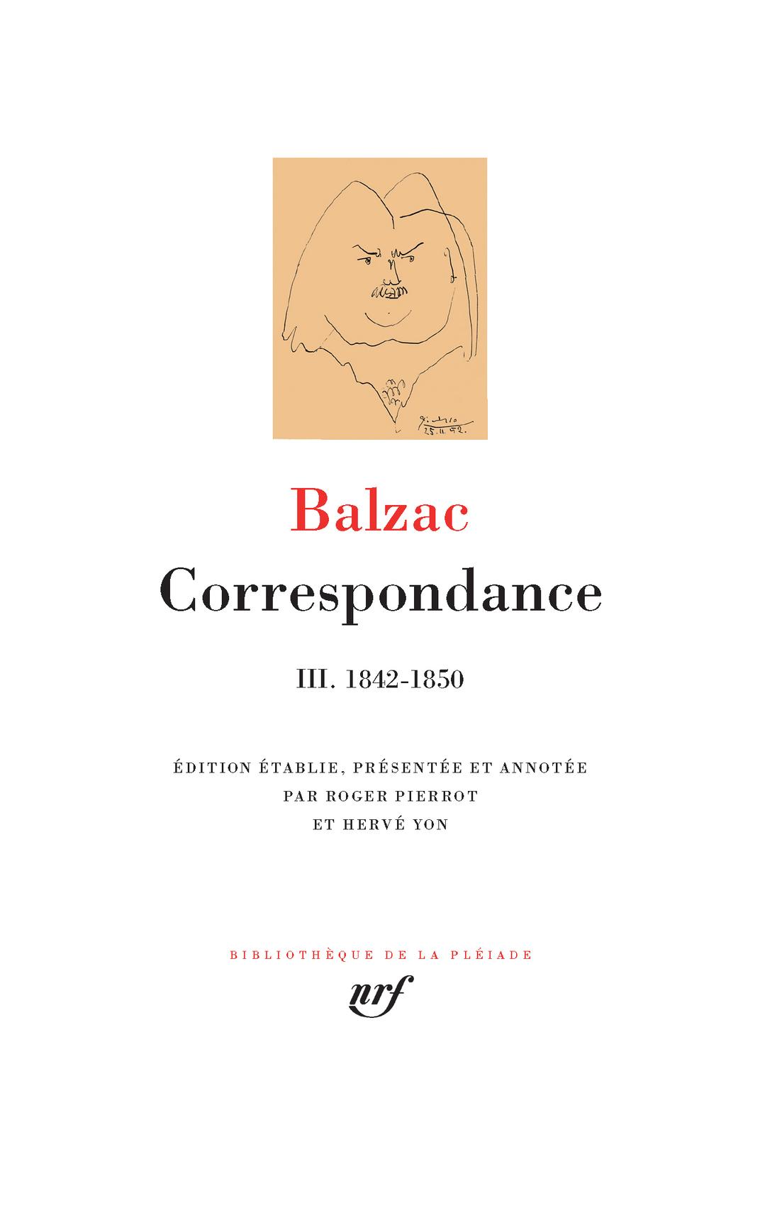 CORRESPONDANCE T3