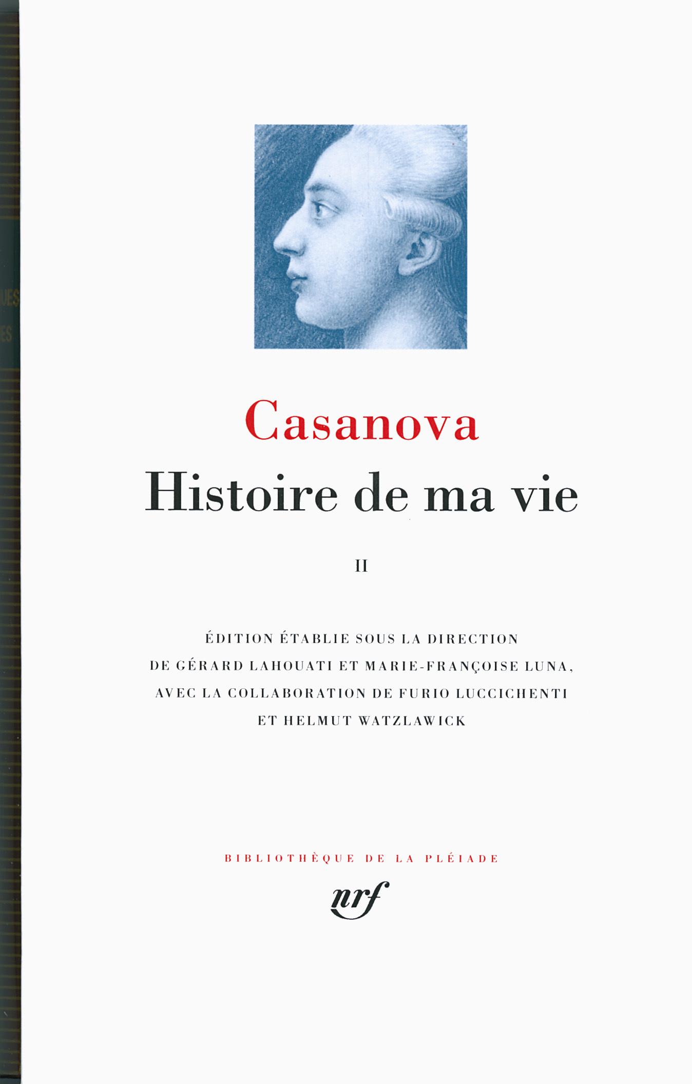 HISTOIRE DE MA VIE T2