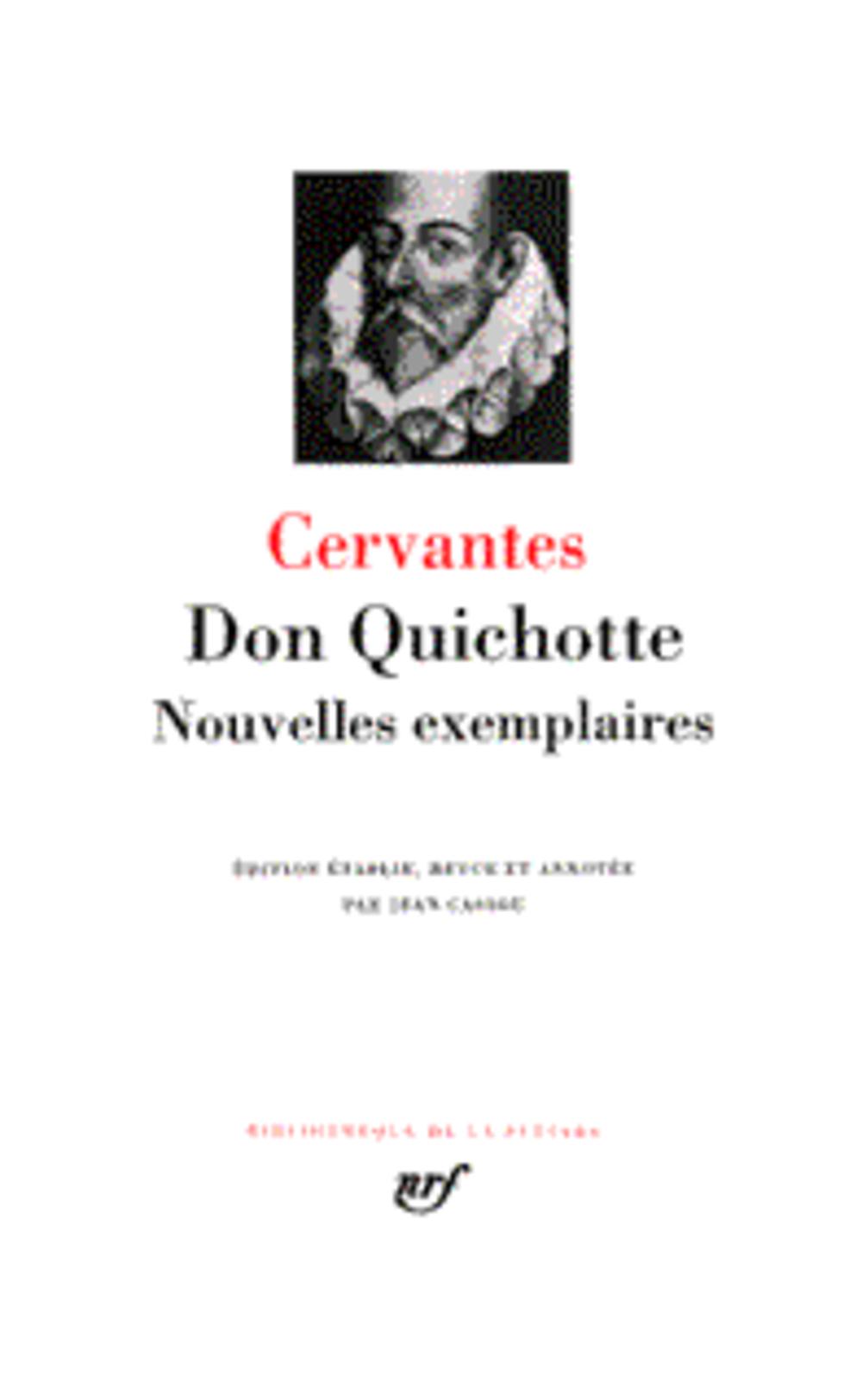 DON QUICHOTTE / NOUVELLES EXEMPLAIRES