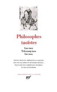 PHILOSOPHES TAOISTES T1