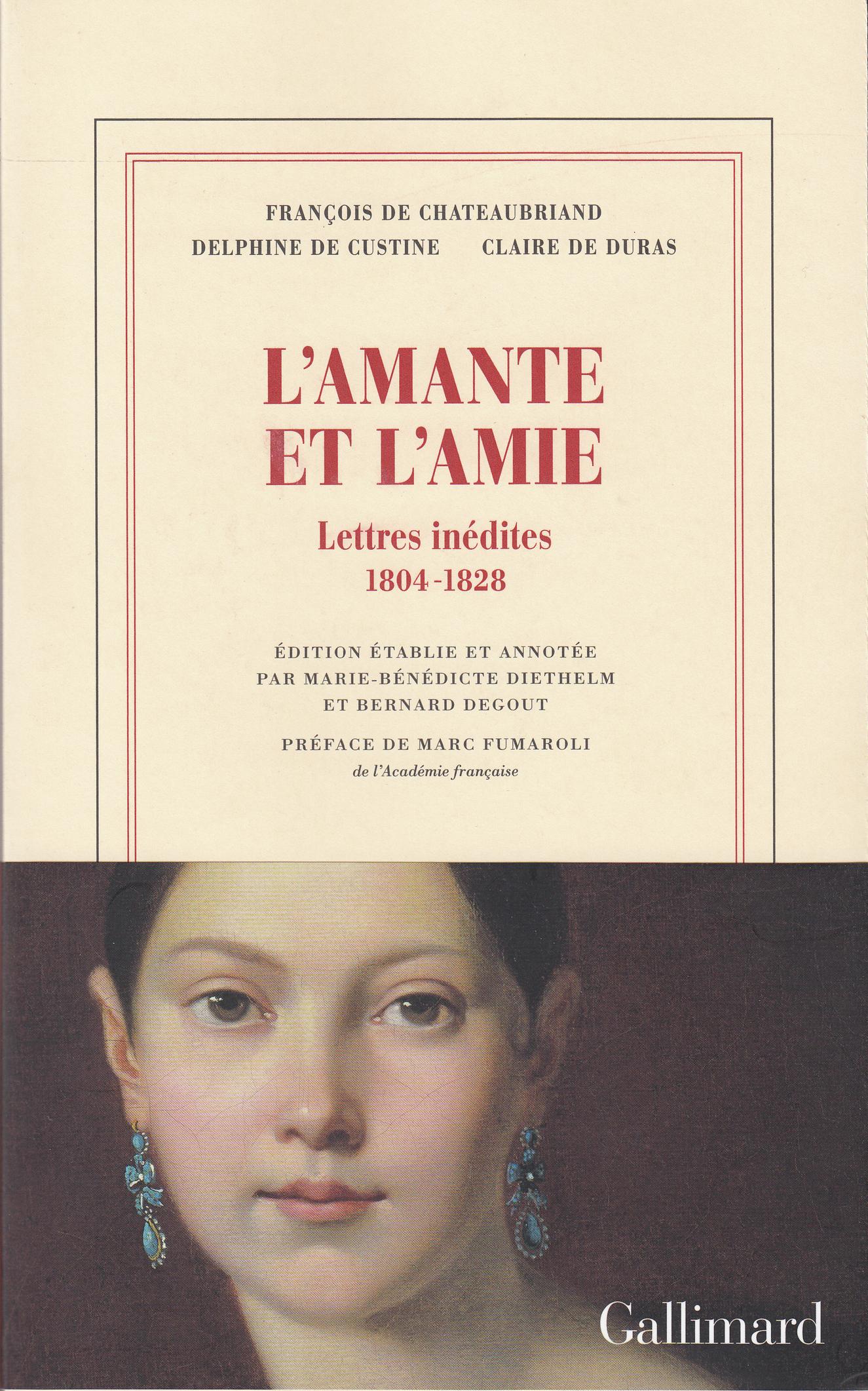 L'AMANTE ET L'AMIE