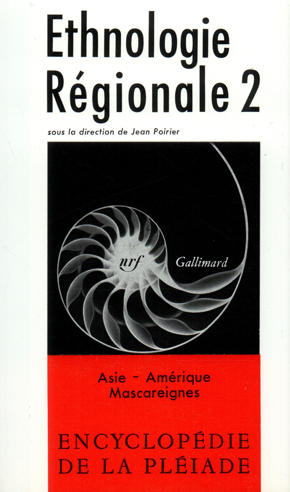 ETHNOLOGIE REGIONALE T2