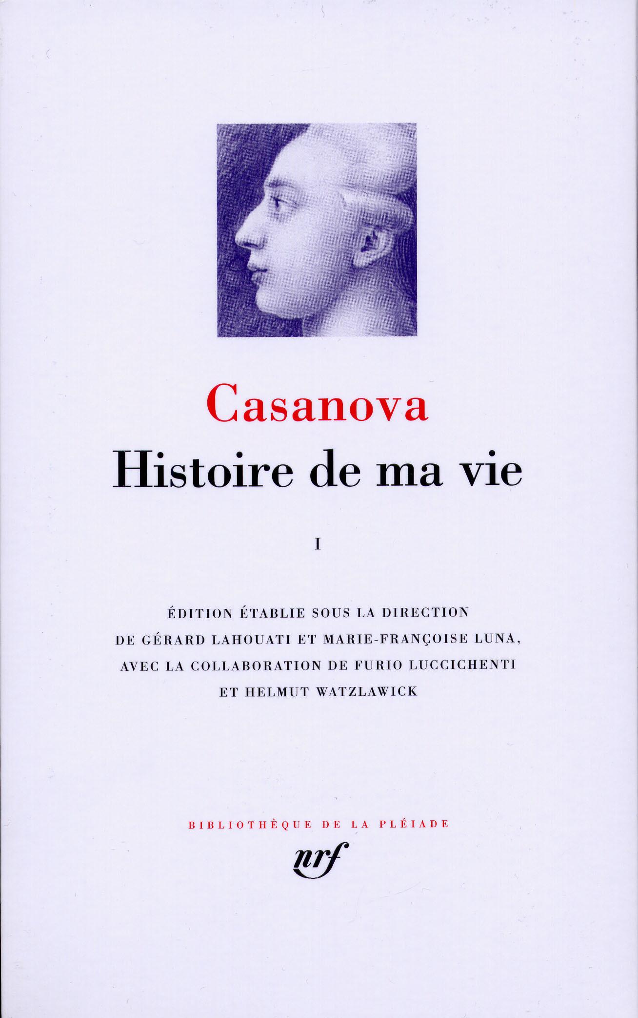 HISTOIRE DE MA VIE T1