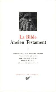 LA BIBLE T1