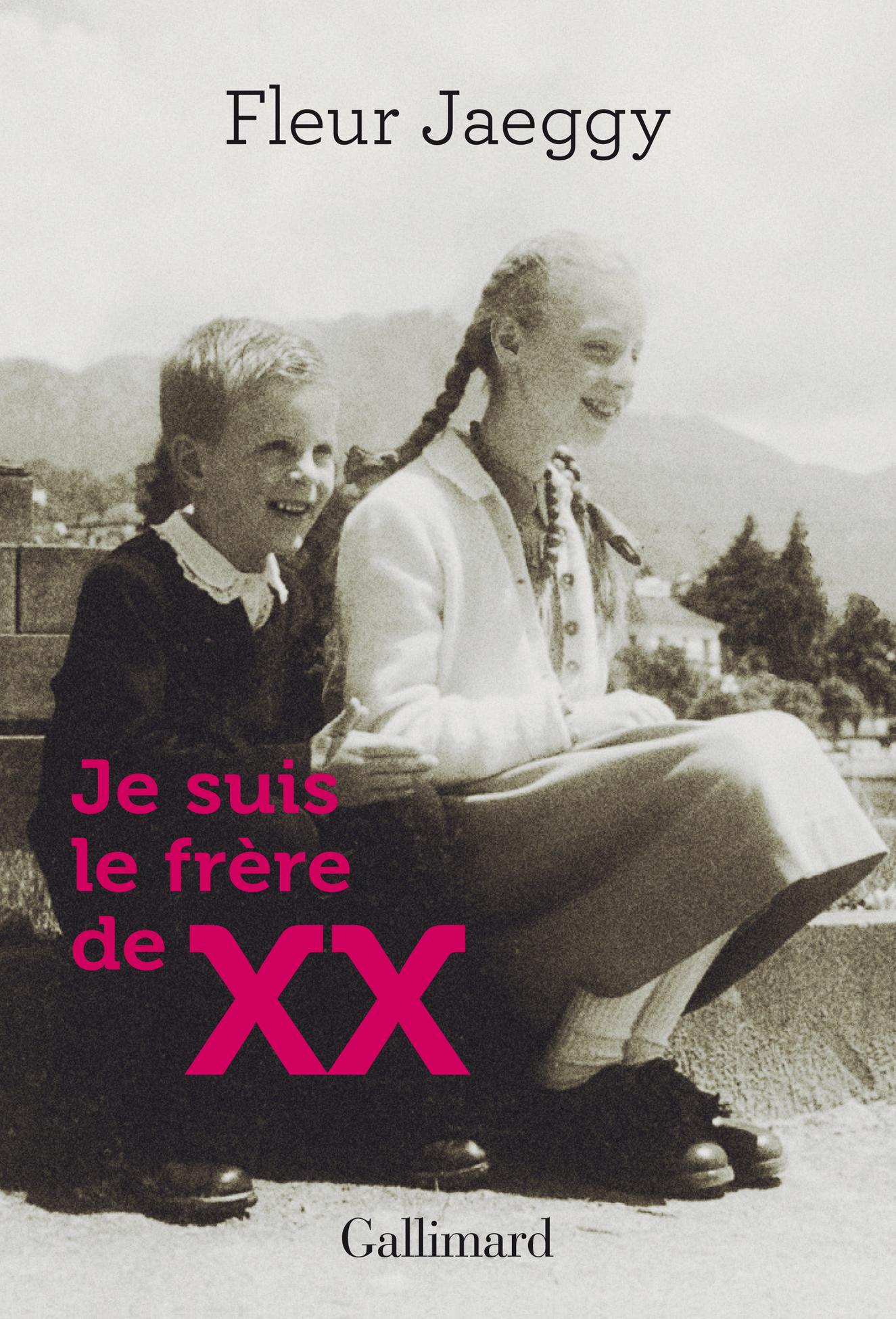 JE SUIS LE FRERE DE XX