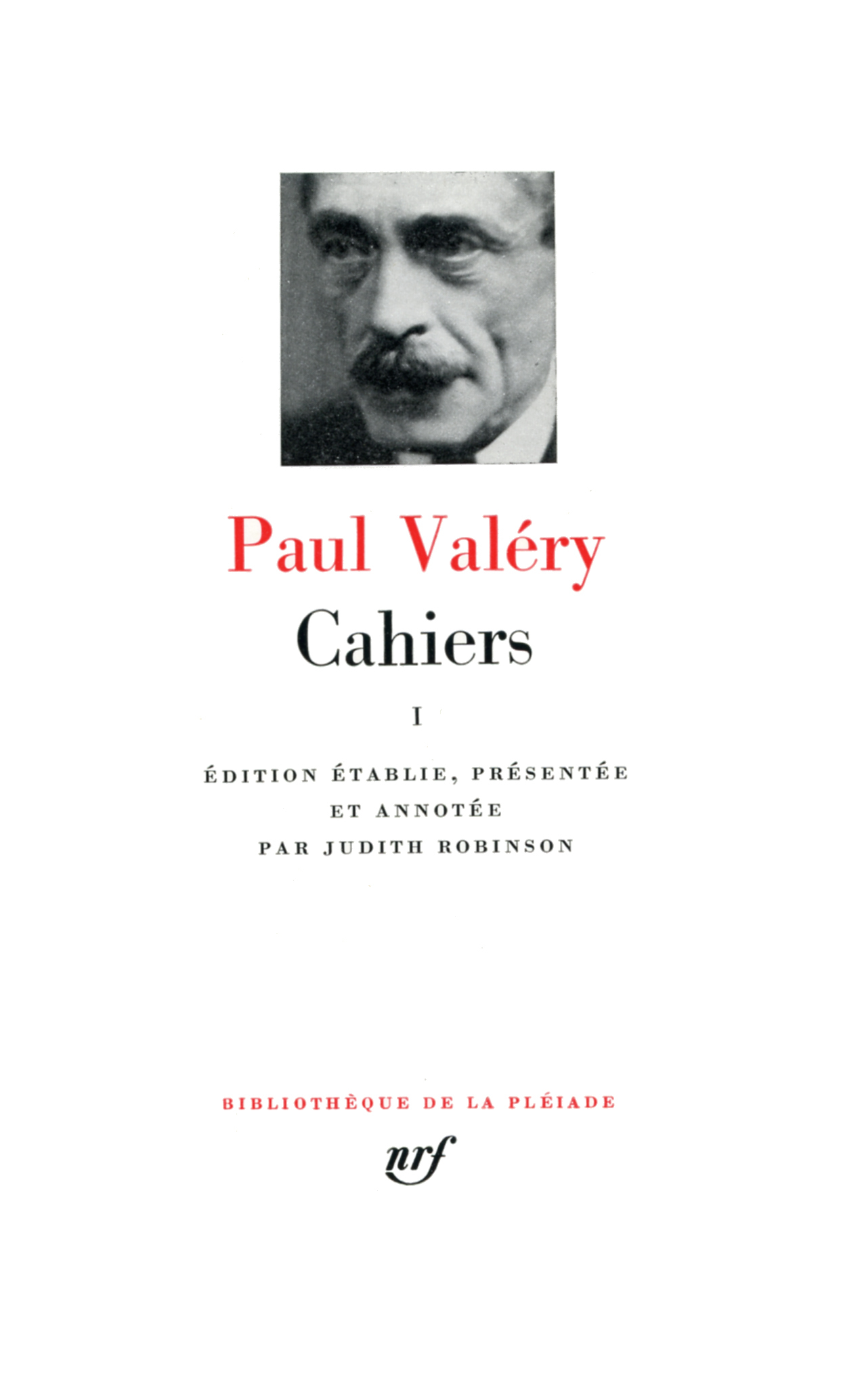 CAHIERS T1