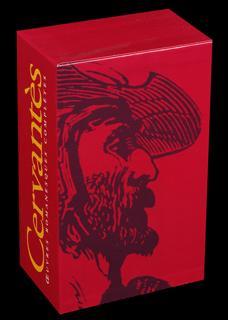 COFFRET CERVANTES 2V