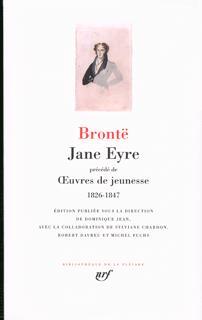 JANE EYRE/OEUVRES DE JEUNESSE