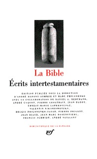 LA BIBLE ECRITS INTERTESTAMENTAIRES