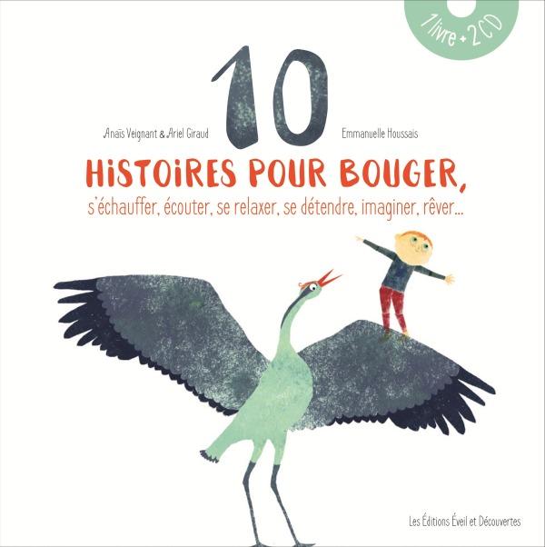 10 HISTOIRES POUR BOUGER