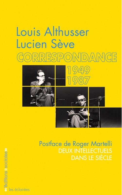 CORRESPONDANCE 1949 1987