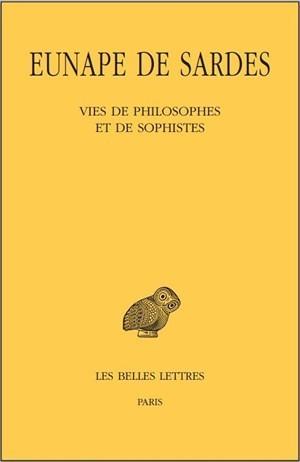 VIES DE PHILOSOPHES ET DE SOPHISTES,T1,T2