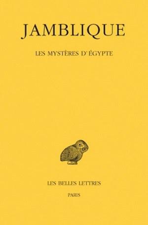 MYSTERES D'EGYPTE (LES)