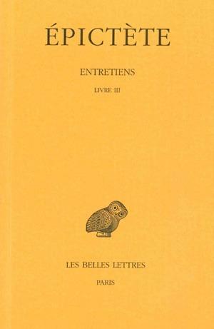 ENTRETIENS T3 L3