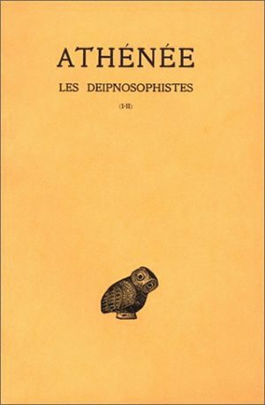 DEIPNOSOPHISTES T1 L1-2