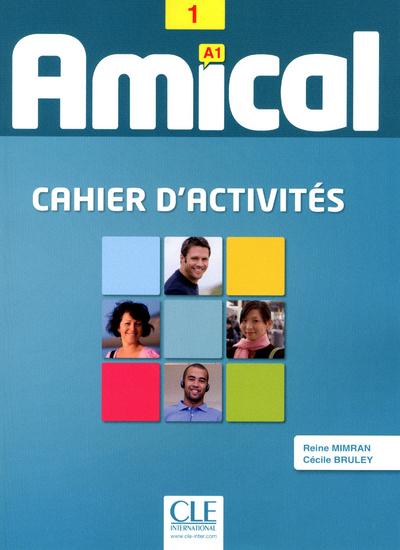 Amical A1 : cahier d'activités |
