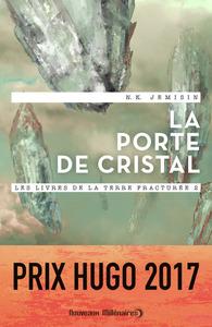 La porte de cristal | Jemisin, N. K.. Auteur