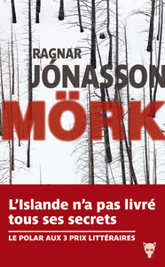 Mörk   Jonasson, Ragnar. Auteur