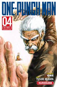 One-Punch Man, t.4 | Murata, Yusuke. Auteur