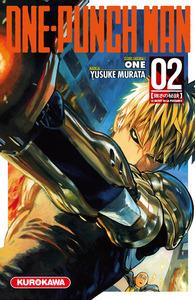 One-Punch Man, t.2 | Murata, Yusuke. Auteur
