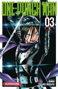 One-Punch Man, t.3 | Murata, Yusuke. Auteur