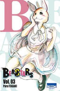 Beastars Vol. 03 | Itagaki, Paru. Auteur. Illustrateur