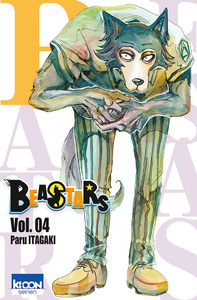 Beastars Vol. 04 | Itagaki, Paru. Auteur. Illustrateur