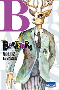 Beastars Vol. 02 | Itagaki, Paru. Auteur. Illustrateur