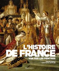 histoire de France vue par les peintres (L')   Casali, Dimitri. Auteur