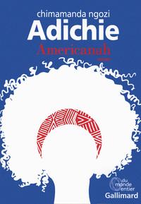 Americanah : roman / Chimamanda Ngozi Adichie | Adichie, Chimamanda Ngozi (1977-....). Auteur