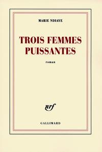 Trois femmes puissantes : roman / Marie NDiaye | Ndiaye, Marie (1967-....). Auteur