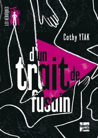 D'un trait de fusain / Cathy Ytak | Ytak, Cathy. Auteur