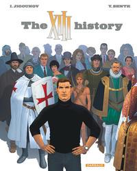 The XIII history. 25 / Yves Sente | Sente, Yves
